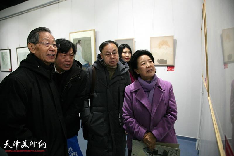 时代丹青-天津市政协人物画展