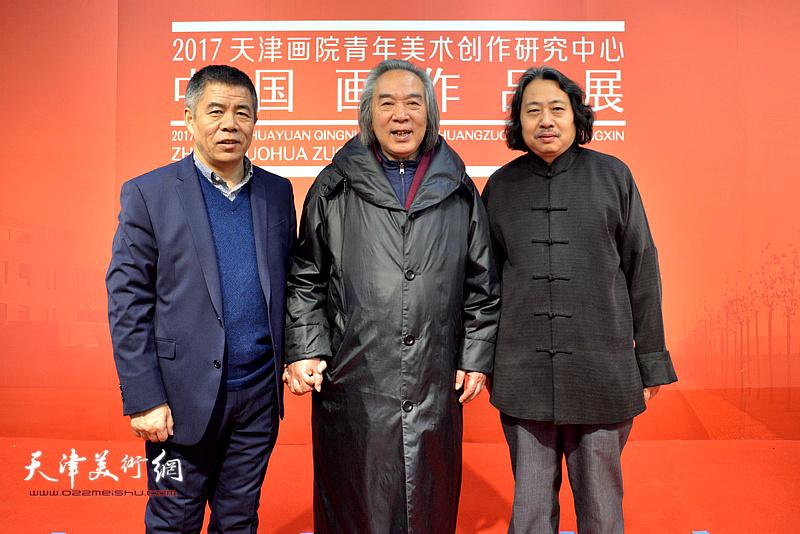 2017天津画院青创中心中国画作品展