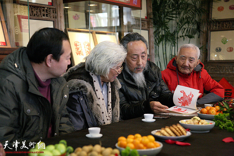 2018喜迎新春-天津老窗花展