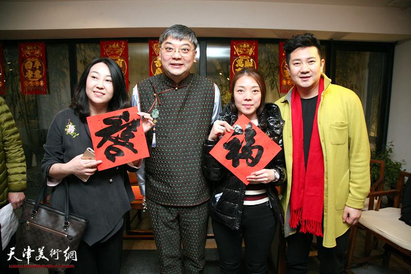 """养生保健专家王雷、民俗美食家姜波做客竹间书院分享""""年文化"""""""