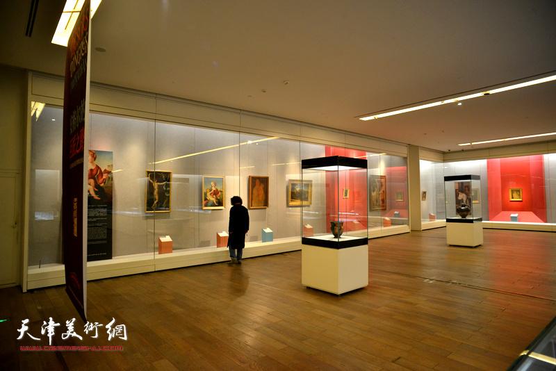 安格尔的巨匠之路—来自大师故乡蒙托邦博物馆的收藏2月8日将在天津美术馆展出。