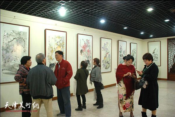 潮汕界书画艺术爱好者聚集一堂。
