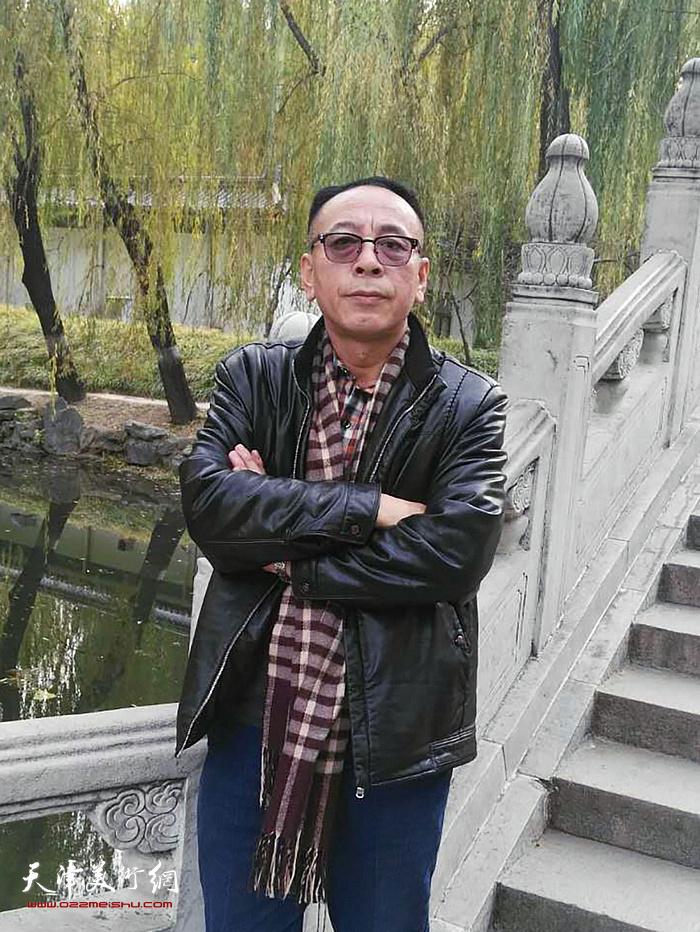 书法家、艺术评论家王炳学