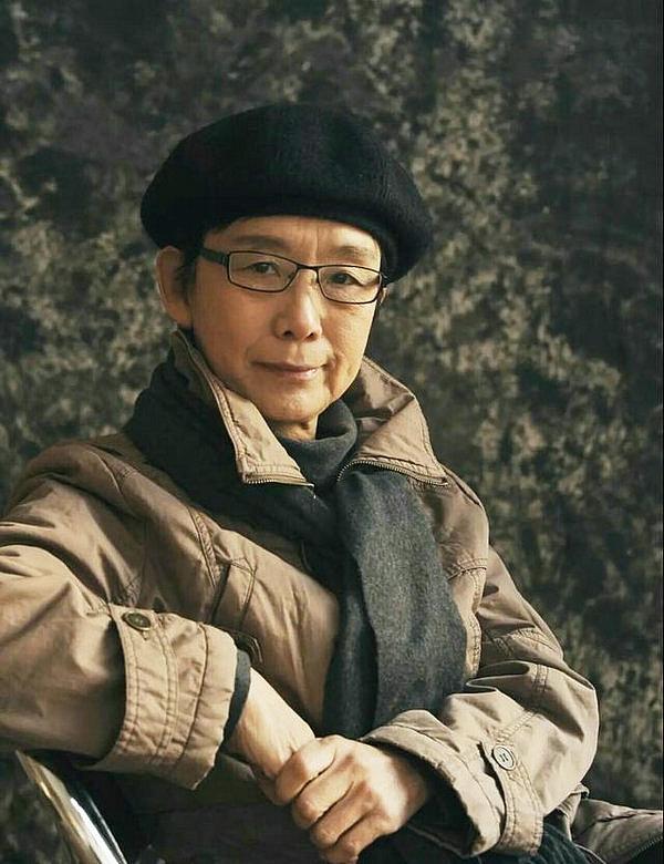 著名女画家萧惠珠
