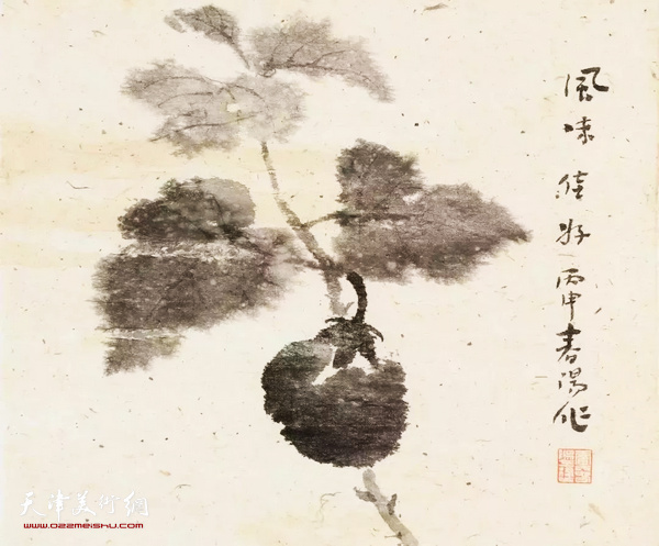 霍春阳中国画作品