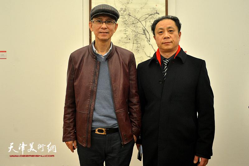 仰望其峰——孙其峰先生师生书画作品展