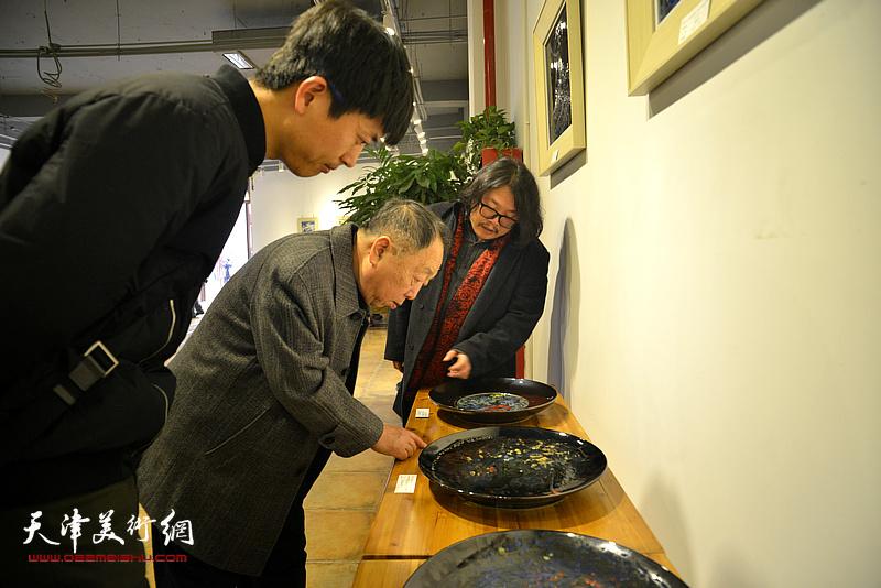 周晓冰、林德谦意象陶艺展