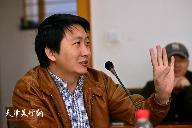 王爱宗教授南开大学开讲