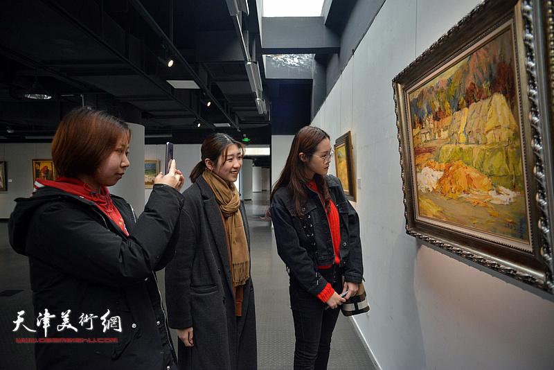 大匠之园—边秉贵艺术作品展在天津美术学院美术馆举行。