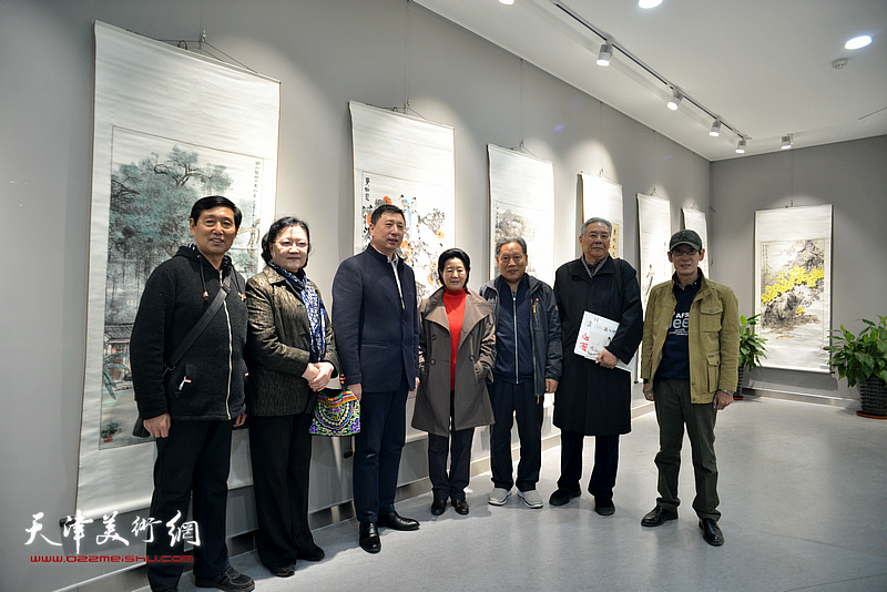 天津名家书画精品展