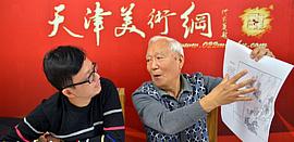 著名画家焦俊华:画家不能脱离现实靠臆想画画