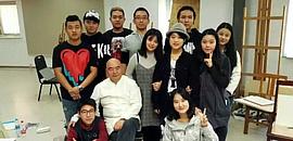 尹沧海教授的速写课 独立思考与记录生活的方式