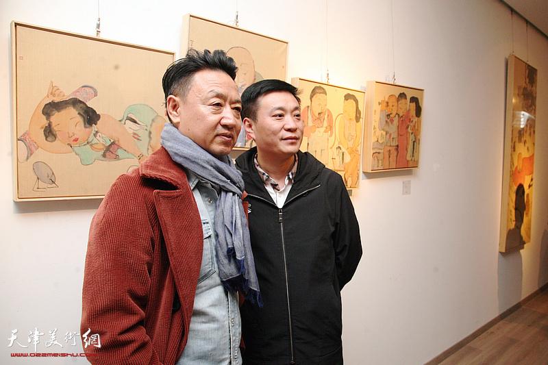 """""""李旺:述说Art Teller""""展"""