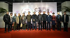 国韵-观·象 许建东、张弛、刘远征三人绘画展在空港文化中心开展