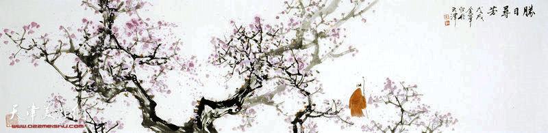 姜金军作品:胜日寻芳