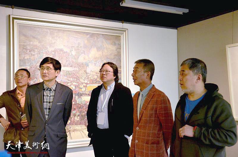 全国艺术硕士美术指导教师优秀作品巡展