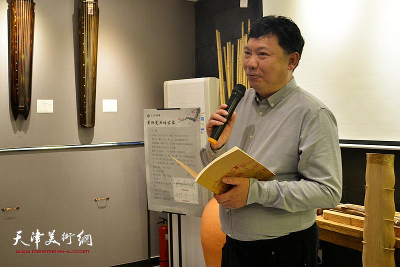 职业艺术家、诗人、学者,清华美院艺术创作研究会副秘书长秀夫