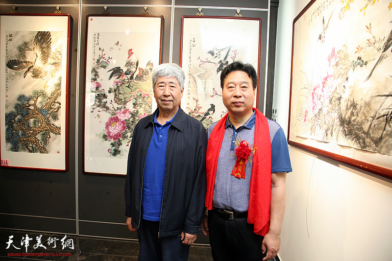春之韵-津沽五友书画作品展