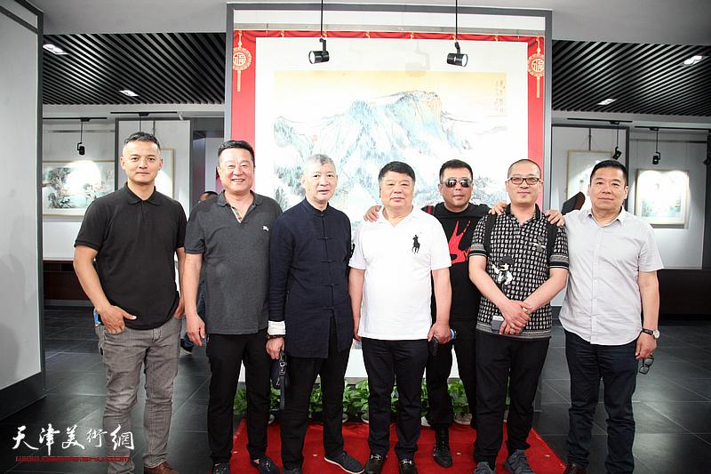 闫勇中国画作品展