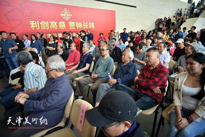 天津市美术家协会花鸟画专业委员会作品展