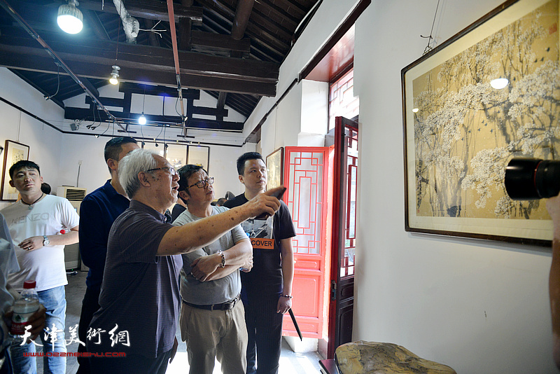 著名花鸟画家史如源个人书画精品展