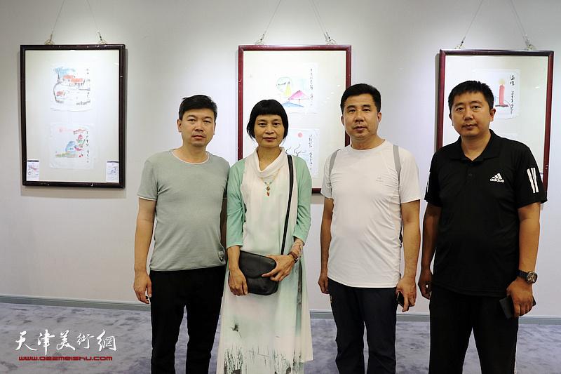 杨晓君作品展