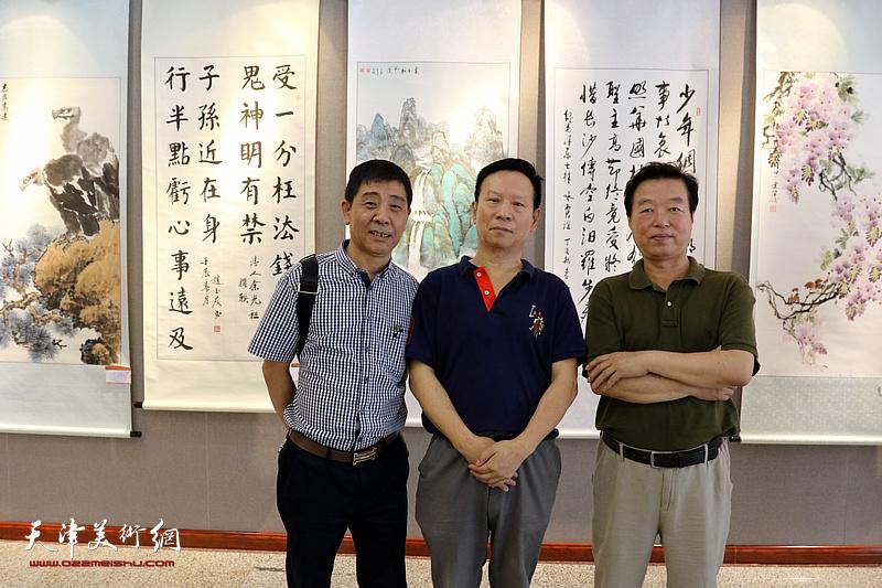 杨柳青镇茹芦书画院书画作品展