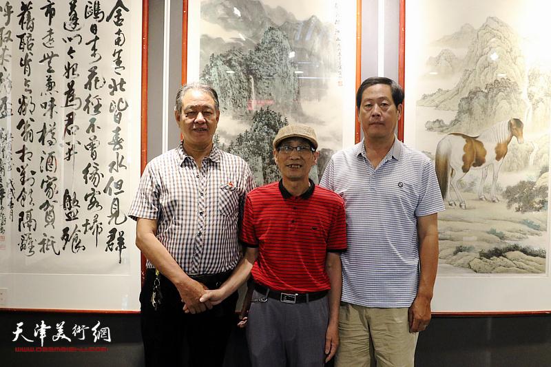 南开画院建院40周年书画作品展