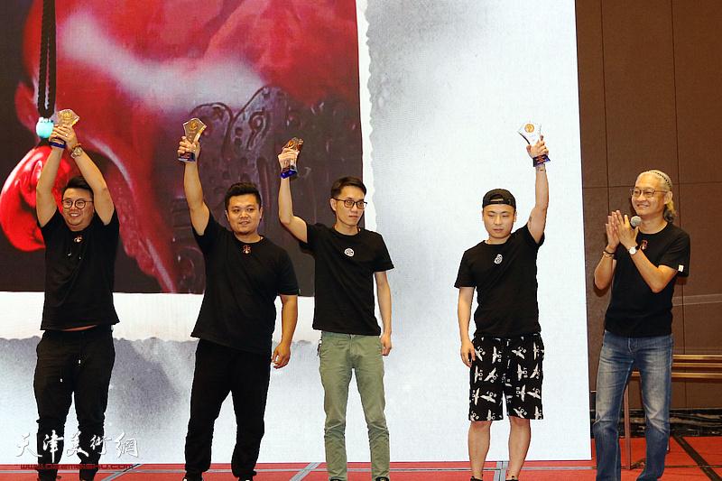 天津市黄金珠宝行业协会宝玉石文化分会会员大会