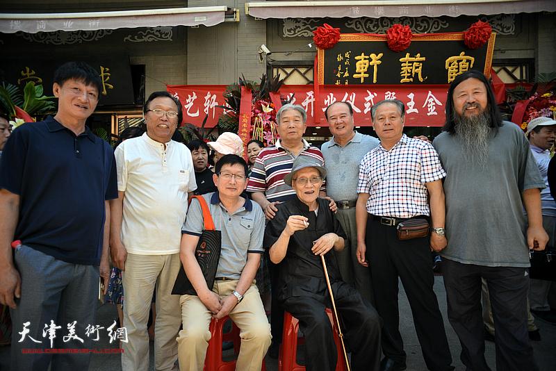 孙长康、任庆明、刘士忠、韩三群、梁旭华、谭庆维等在活动现场。