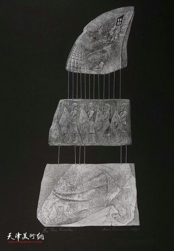 安娜·缇科诺瓦作品