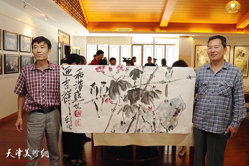 迎七一·颂党恩——农民群众美术作品展