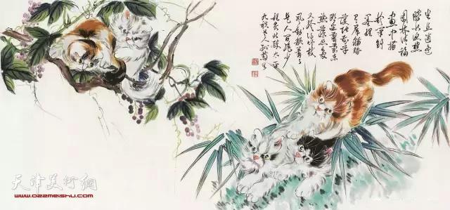孙菊生先生作品。