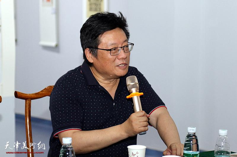 文心雕夏-六君小品展艺术沙龙茶会