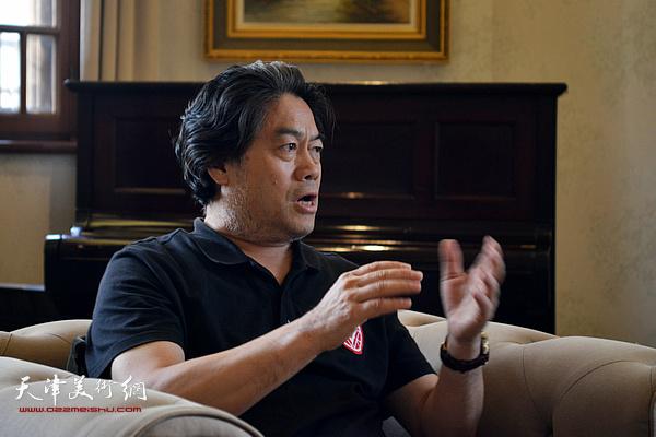 南开大学历史学院博士生导师朱彦民教授发言。