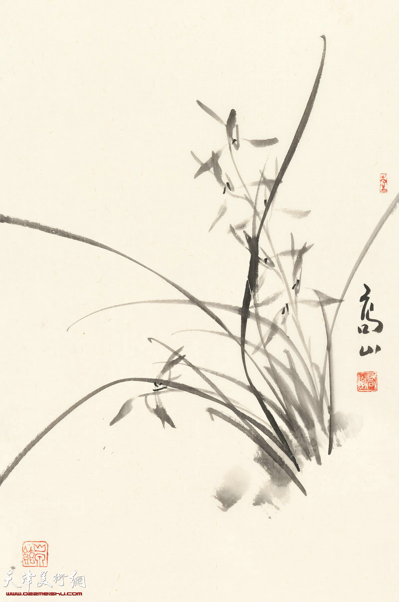芬芳只暗持70cm×46cm (2017年)