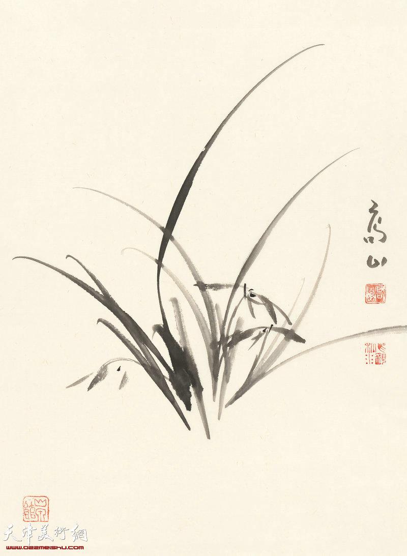 妙香忘忧70cm×46cm (2017年)