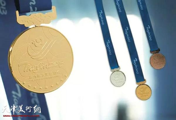 中国天津)会徽,吉祥物,志愿者标志及整体视觉形象延展设计