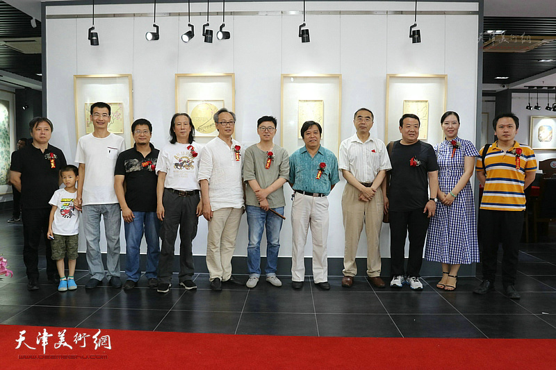 文新秀古-天津美术学院贾广健硕士研究生师生作品展