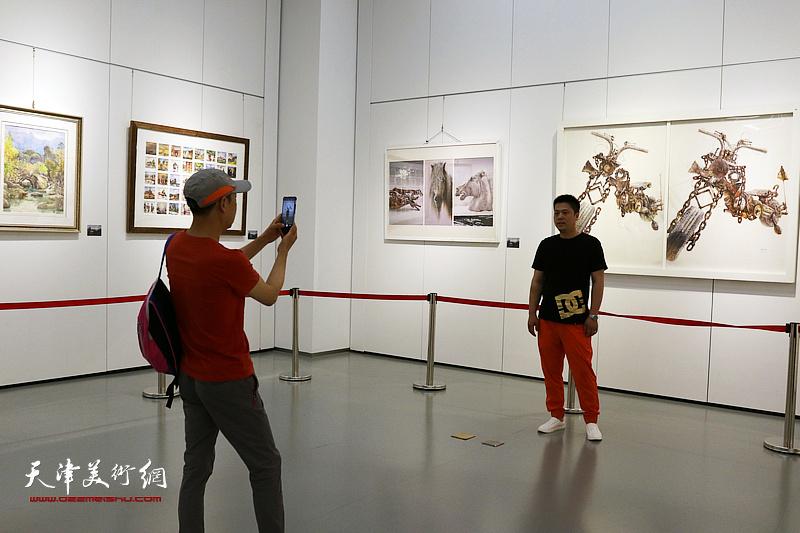 北方的精神-京津水彩名家作品邀请展