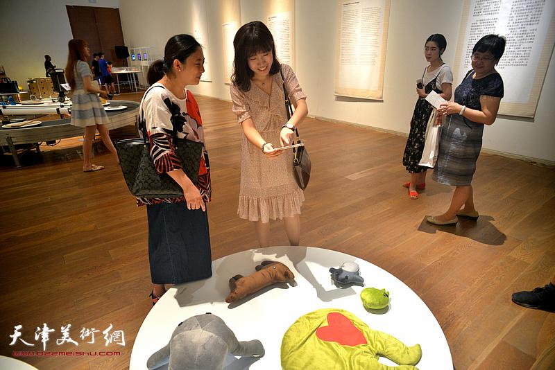 意大利新锐设计——米兰三年展·天津特展现场。