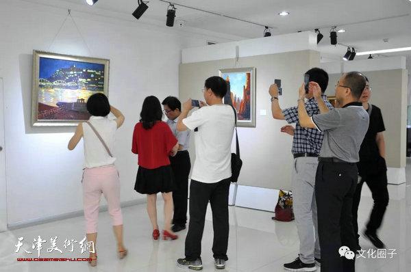 意象飞扬-牛浩东油画作品展