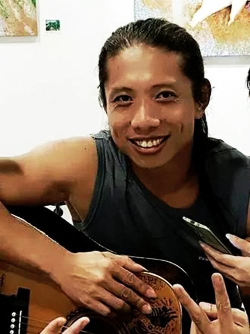 台湾艺术家李长青