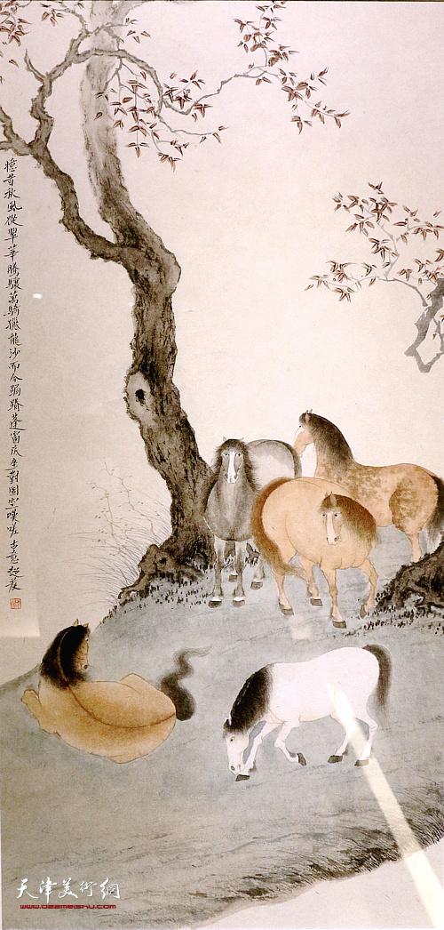 青年画家陈超群做客竹间书院