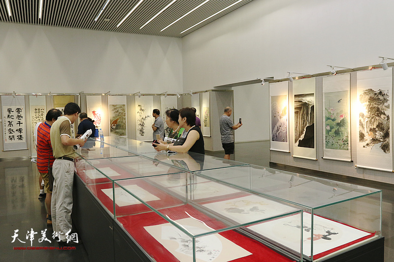 刘奎龄绘画艺术研究院第三届作品展