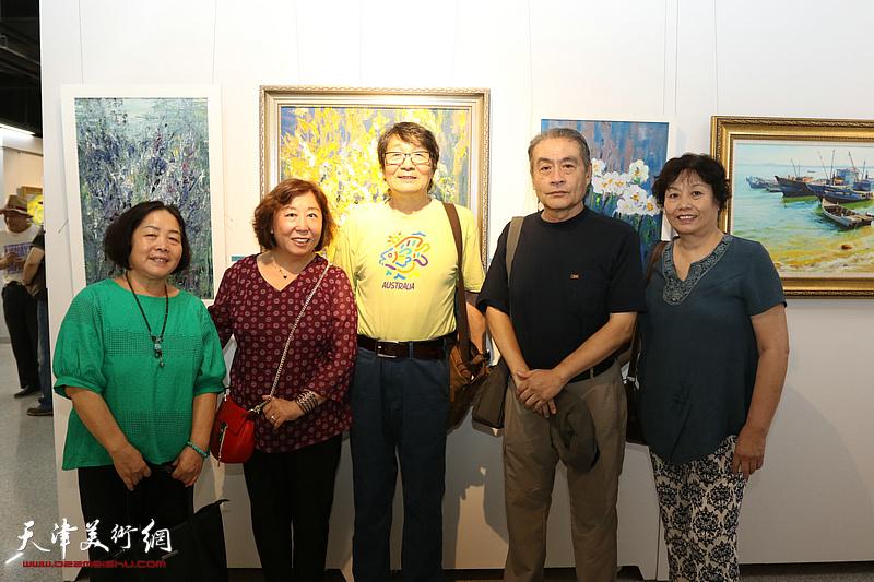庆祝改革开放40周年-城市印象艺术邀请展