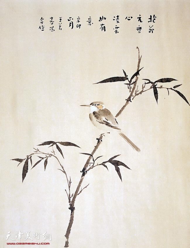 王若花鸟画