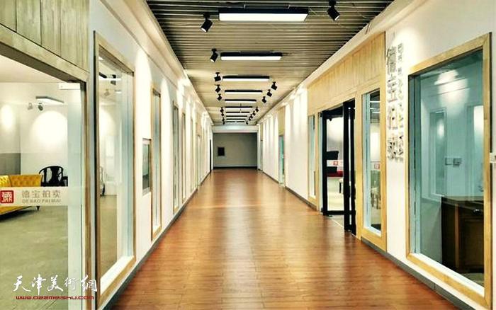 滨海新区德宝拍卖展厅