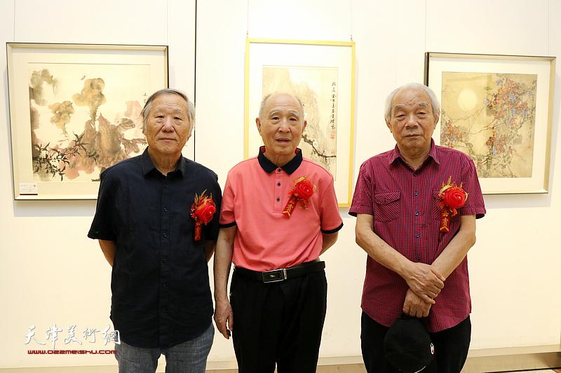 孙贵璞花鸟画展