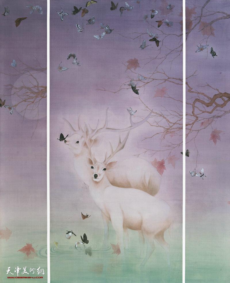 韩雪 天津 林深时见鹿 197cm×161cm